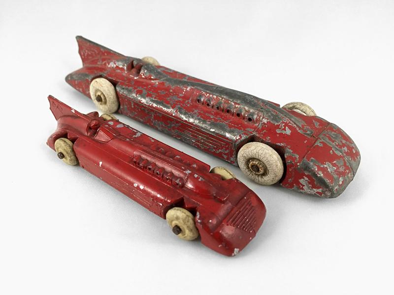 Lincoln White Metal Works Bill S Vintage Toy Garage